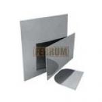 Притопочный лист (430/0,5 мм) 500*600