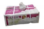 Кварцит белый, колотый 20кг (коробка)