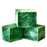 Камень д/сауны Нефрит кубики (10кг), ведро